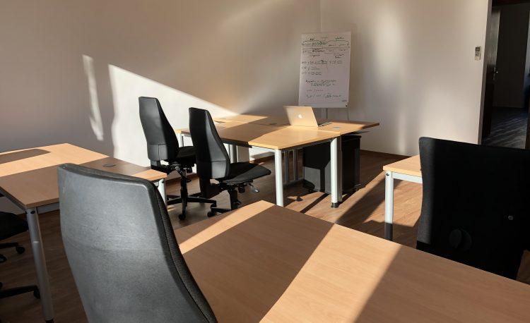 Gruppenraum bei Tellus Academy GmbH